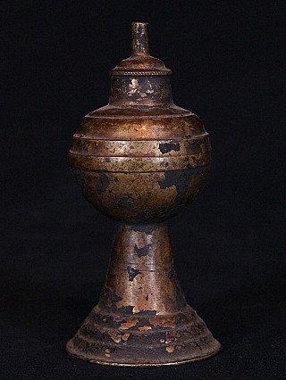 Antique Nepali Oil lamp