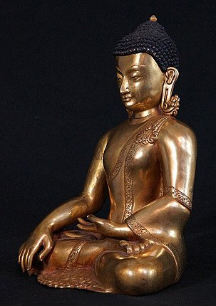 High quality Nepal Buddha statue