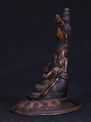 Antique Aparmita Buddha statue
