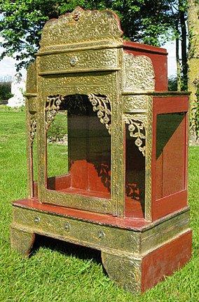 Antique temple