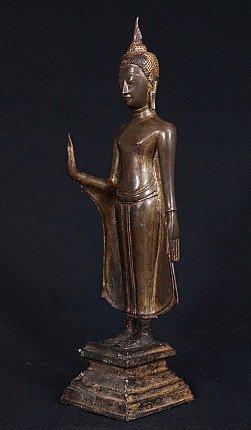 16e eeuwse Thaise Ayuthaya Boeddha