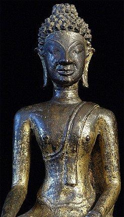 16th century Laos Buddha