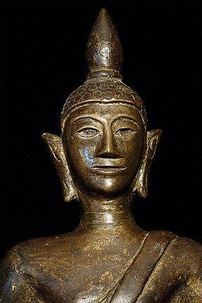 16-17e eeuwse Laos Boeddha
