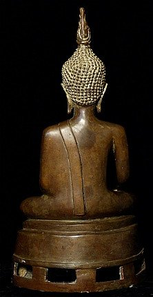 Antique Thai / Laos Buddha