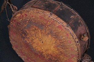 Antique Nepali Drum