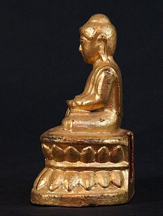 Antiker Buddha Figur