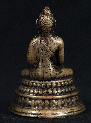 Antique Nepali Buddha statue