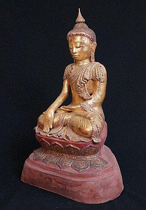 Old Burmese Shan Buddha