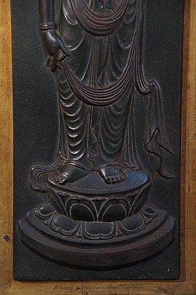 Antique Japanese Zushi shrine