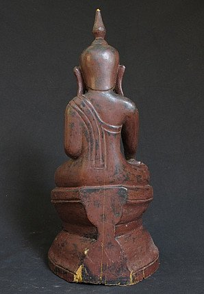 Antique Ava Buddha
