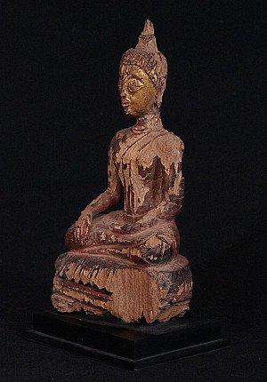 Antique Ayuthaya Buddha
