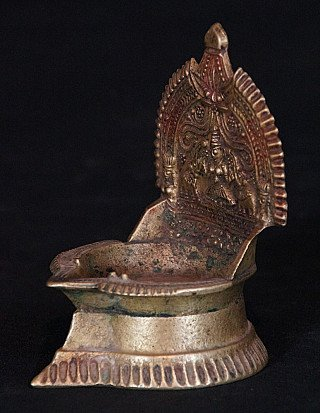 Old Indian Oil lamp