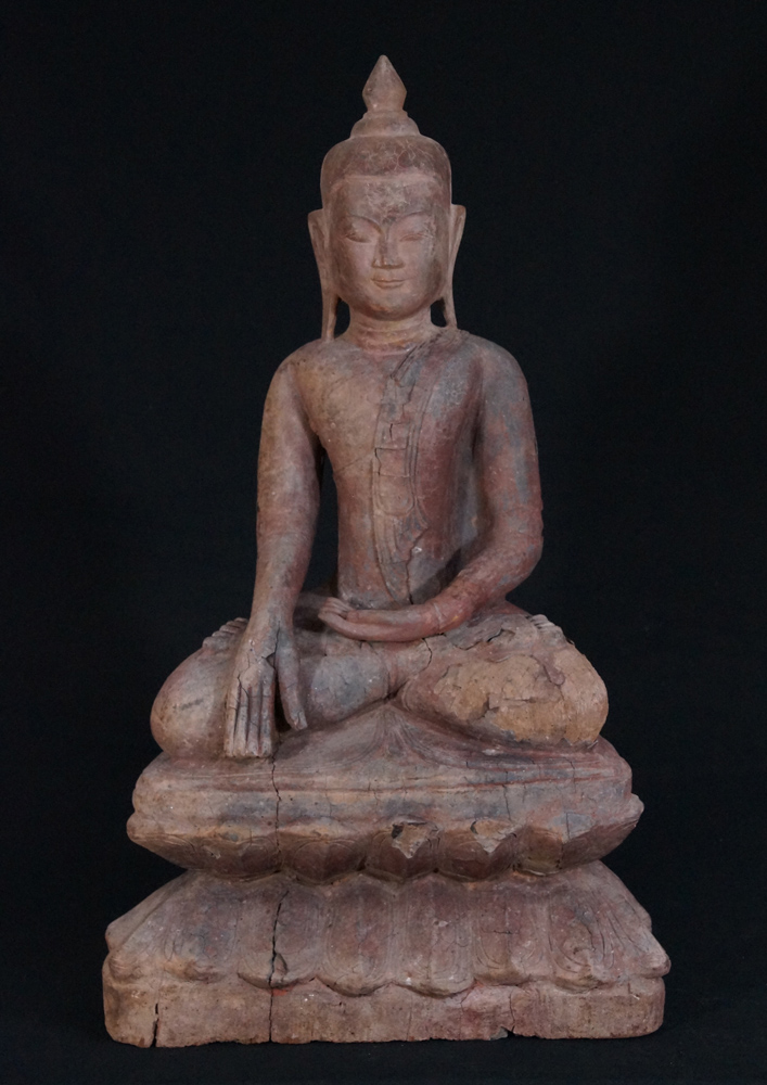 16th century Burmese Buddha from Burma