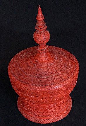 Antiker Birmanischer Opferschale