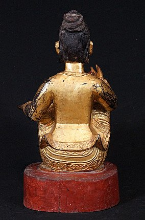 Antique Burmese Nat