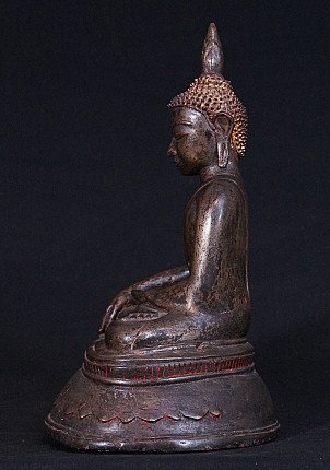 Superb. 14-15th century Toungoo Buddha