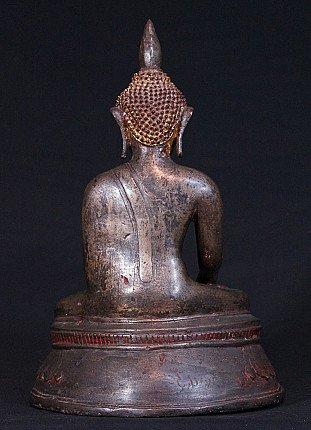 14-15e eeuwse Toungoo Boeddha