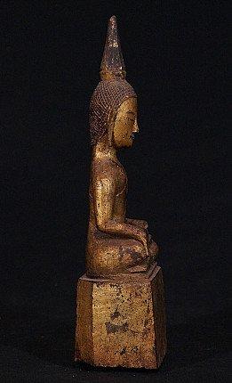 18e eeuwse Lanna Boeddha