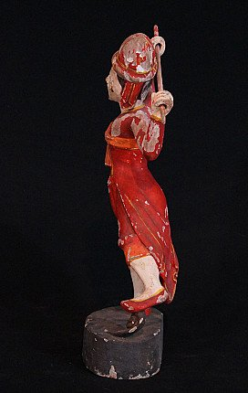 Antique Burmese Zaw-Gyi Nat