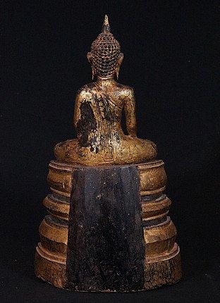 Antique Ratanakosin Buddha