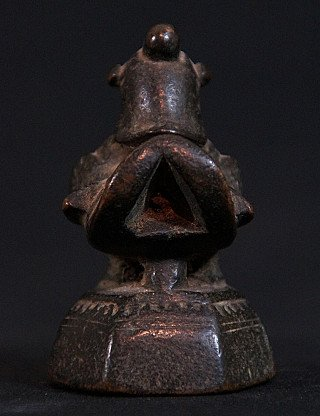 Antique opium weight