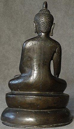 15th century Arakan Buddha