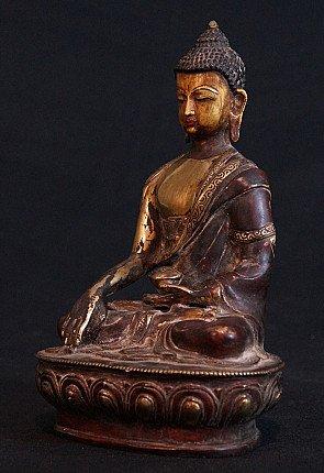Antique Nepali Buddha statue