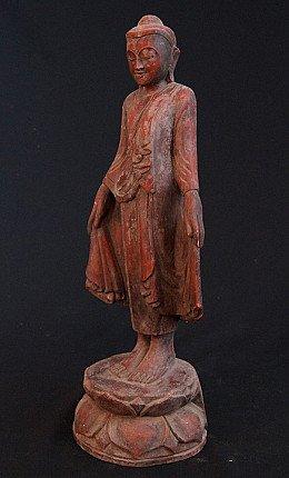 Old Mandalay Buddha