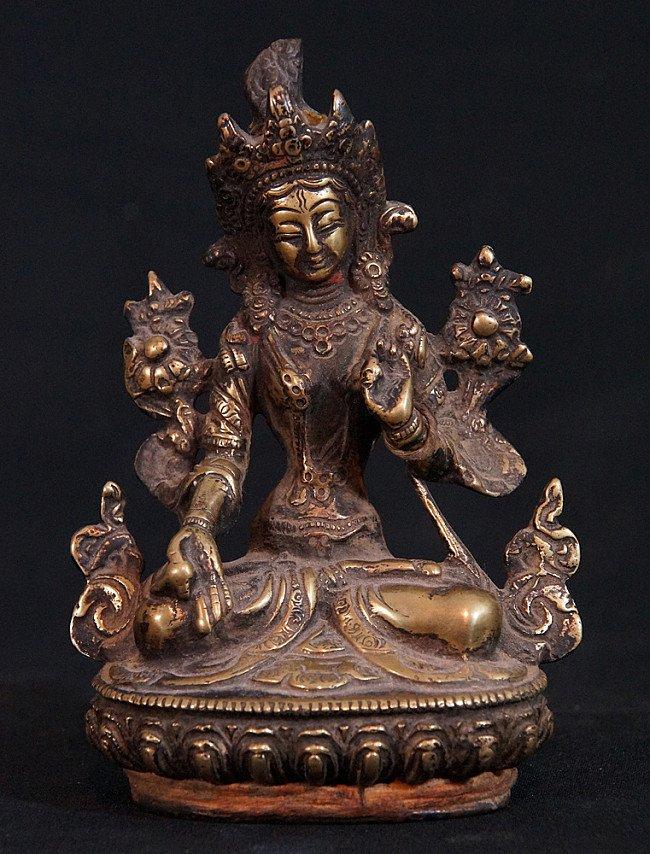Antique white Tara