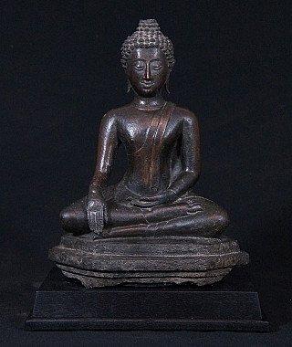 14-15e eeuwse Noord Thaise Boeddha