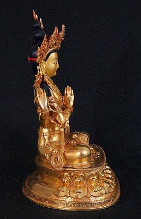 Bronze Nepali Chengresi