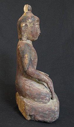 17th century Ava Buddha