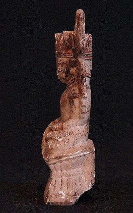 18th century marble Buddha statue