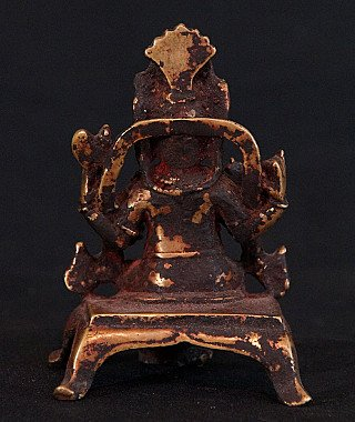 Antique Ganesha statue