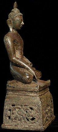 Antique Arakan / Rakhine Buddha