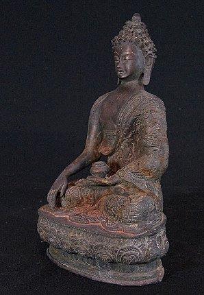 Old Indian Buddha