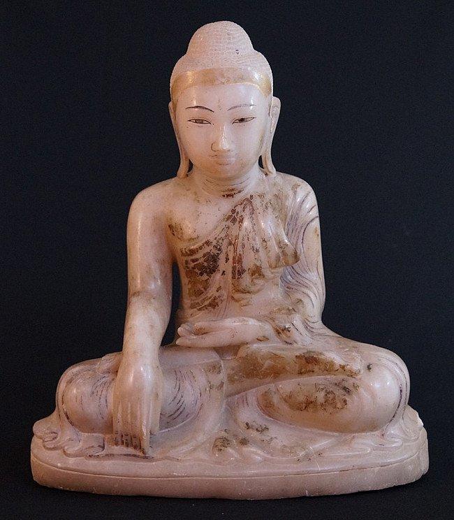 19th century Mandalay Buddha