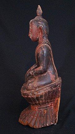 16-17th century Burmese Buddha