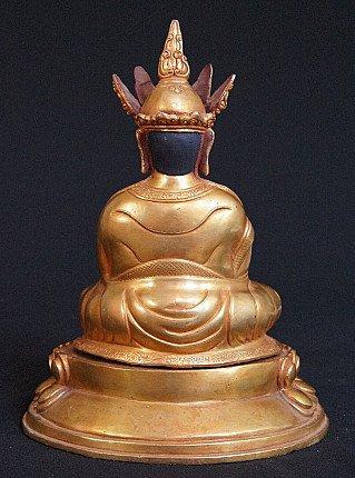 Bronze Tibetan Bodhisattva