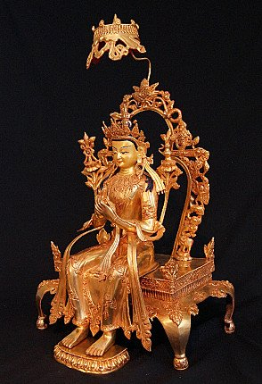 High quality Nepali Maitreya Buddha