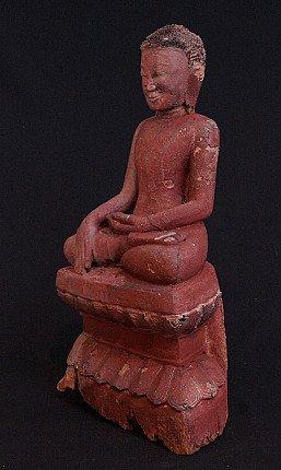 Antique Burmese Buddha