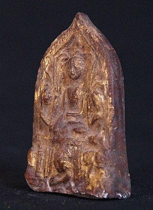 Antique Shan Buddha Amulet