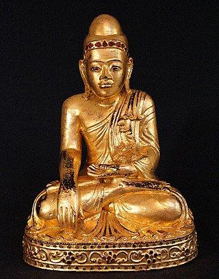 Antique Mandalay Buddha