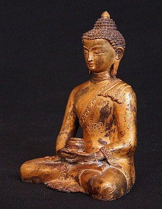 Old Nepali Buddha