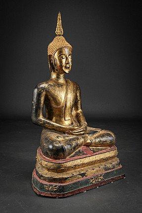 Antique Thai Buddha
