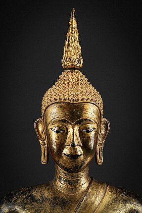 Antique Thai Buddha
