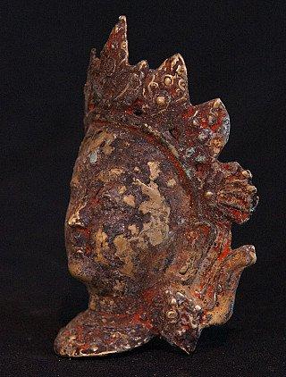 Antiek Avalokitesvara hoofd