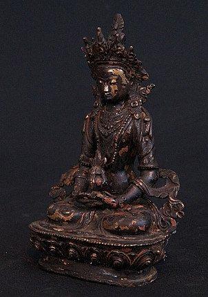 19th century Aparmita Buddha