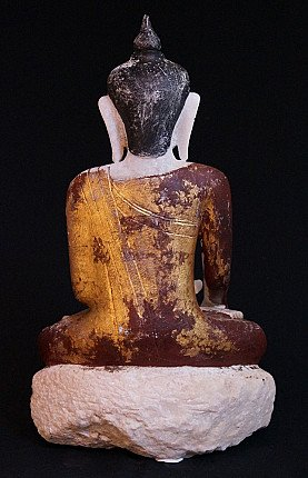 18. Jahrhundert Shan Buddha