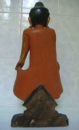 Antique standing Buddha